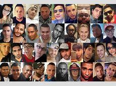 Conheça um pouco sobre as vítimas do massacre de Orlando ... Victims List Orlando Shooting