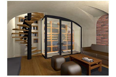 Aménagement Cave à Vin 351 by Ilot Central Ikea