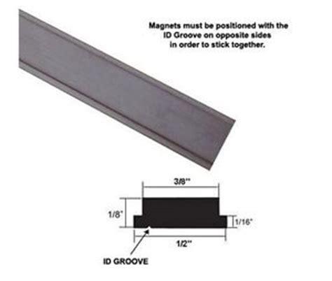 magnetic strips for shower doors magnetic insert for framed swing shower