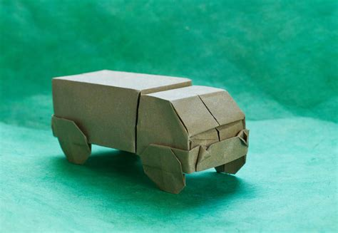 Origami Car - the world s best photos of car and origami flickr hive mind