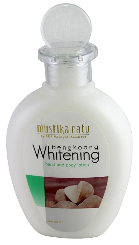 jual mustika ratu lotion whitening 150 ml