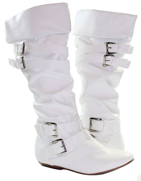 boots fashion knee high comfort slouch