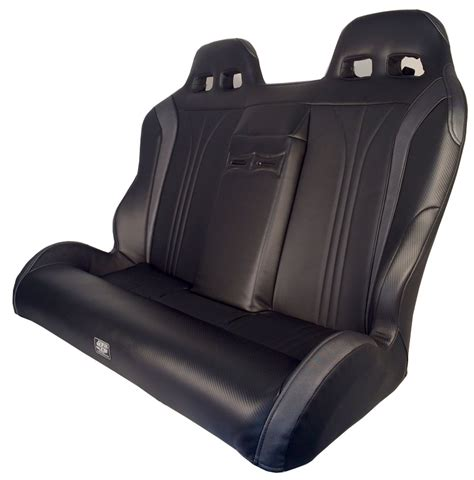 rzr 1000 bench seat twisted stitch vortex rear bench rzr xp4 1000