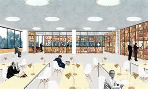 Alexander James Interior Reimagining 448 Local Libraries In Moscow One Space At A