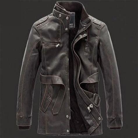 Jaket Kulit Pria Black Jacket Sk26 Jas Pria trend model jaket kulit pria terbaru 2017 2018
