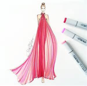 best 25 dress sketches ideas on dress drawing
