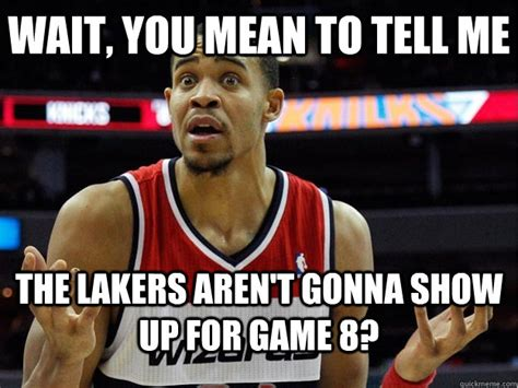 Javale Mcgee Meme - so you mean to tell me meme memes