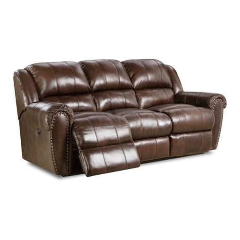 lane dual reclining sofa lane furniture summerlin power double reclining sofa in