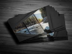 unique photography business cards creative business card template free design resources