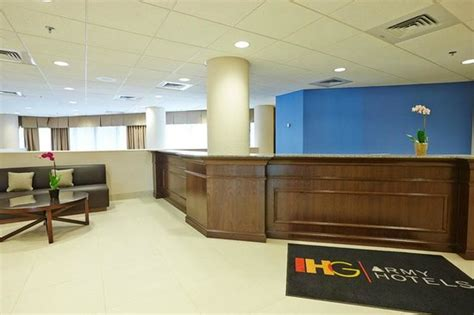 Ihg Help Desk by Newly Renovated Front Desk Picture Of Ihg Army Hotels