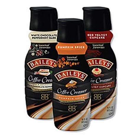 Bailey?s Coffee Creamers introduces three holiday flavors   2013 08 19   Dairy Foods