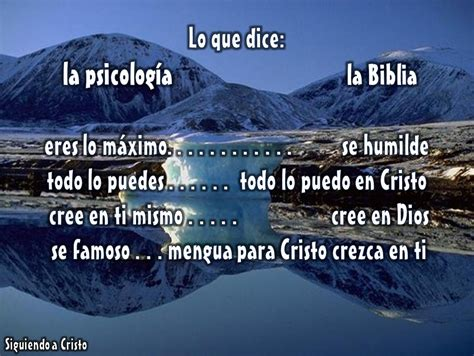 lo que dice la 1548318205 lo que la psicologia dice y lo que la biblia dice congregacion cristiana biblica gabitos