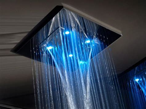 Shower Heads With Lights by Bathroom Remodeling Great Design Of Shower