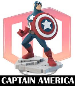 Captain America Infinity Disney Infinity 2 0 Figures Collect Disney