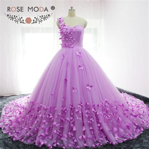 Butterfly Wedding by Purple Butterfly Wedding Dress Www Pixshark Images