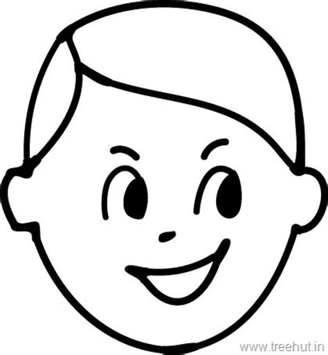 coloring pages emotions facial expressions emotions clipart or facial expressions clipart treehut in