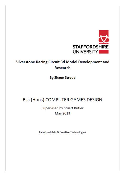 dissertation front cover template my track modelling dissertation whata designs