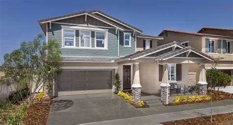 college park brookhaven new home community chino