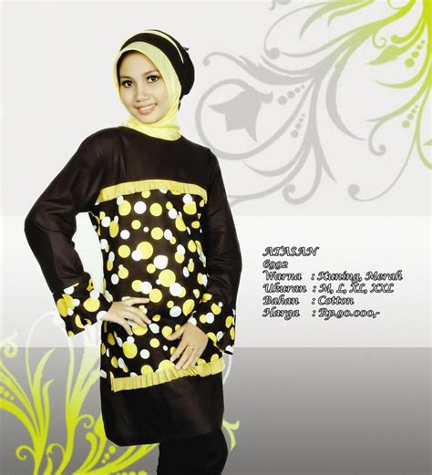 Harga Baju Muslim Merk Benhill perkembangan busana murah tanah abang di indonesia