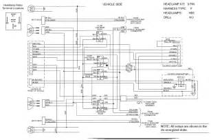western snow plow wiring harness diagram
