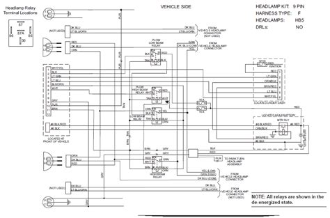wiring diagram for western snow plow western snow plow wiring harness diagram
