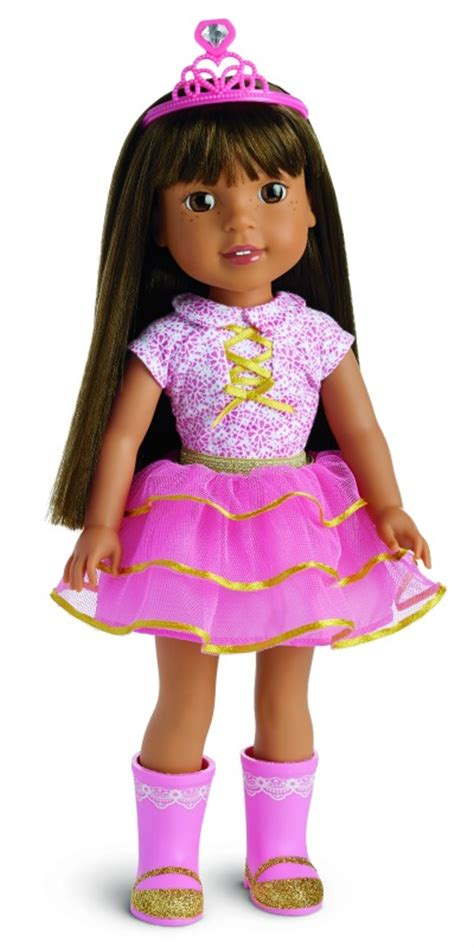 new american girl doll line welliewishers