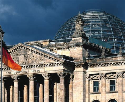 cupola reichstag un weekend a berlino