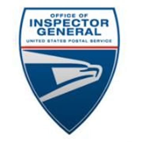 Office Inspector General Office Of Inspector General United States Postal Service