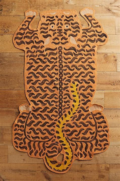 tiger floor rug best 25 tiger rug ideas on funky bathroom folk and tiger skin