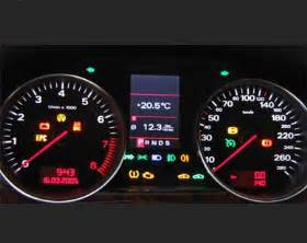 Audi Dashboard Lights Audi A6 Fuel Relay Location On A3 Audi Free Engine