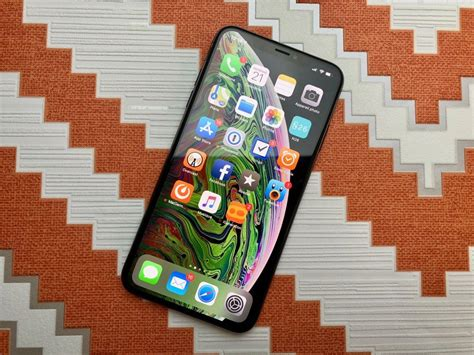 prise en de l iphone xs max igeneration