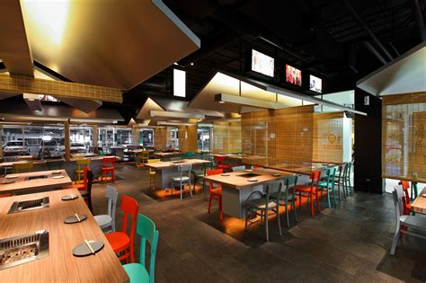 Resturant Grill by Coca Grill Restaurant By Integrated Field