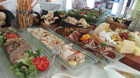 fork buffet catering hot cold buffets event catering
