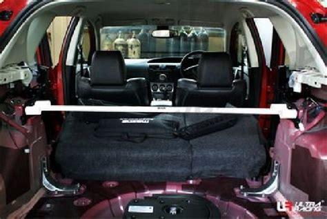 Strutbar Mazda 2 Rear Lower 2points tuning