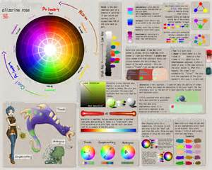 color theory color theory by alizarinerose on deviantart