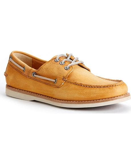 frye boat shoes review frye men s sully boat shoes sheplers