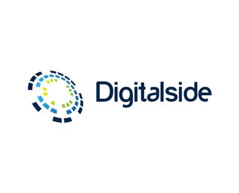 logo design digital digital side free vector free logo download
