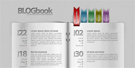picture book blogs as a book by smirnoff themeforest