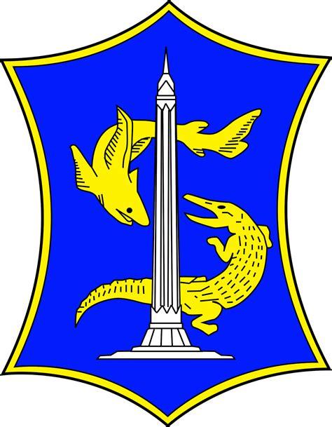 arti logo surabaya info surabaya