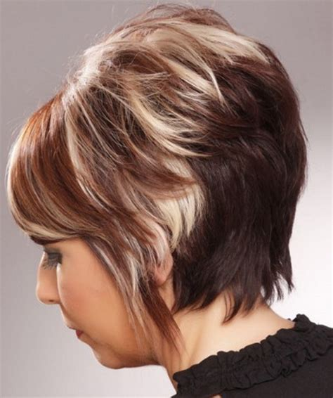 hairstyles and color short trendy hair color short haircuts for straight hair