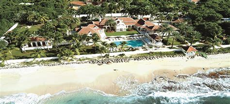 donald trump buys estate in caribbean world property