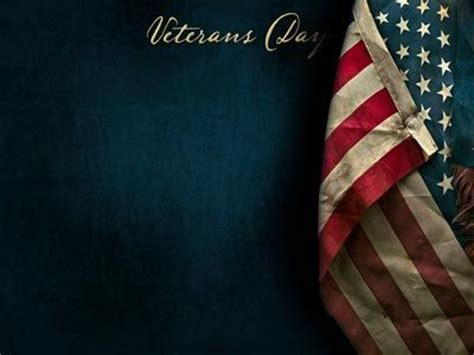Church Powerpoint Template Veterans Day Memorial Produced By Sermoncentral Sermoncentral Veteran Powerpoint Template