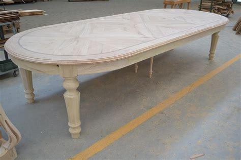 tavoli ovali allungabili in legno tavoli su misura