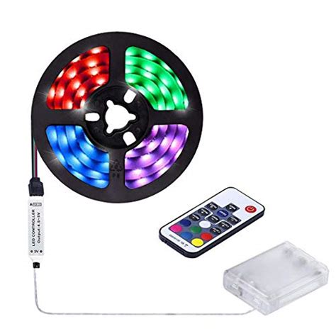 battery powered led light strips with remote battery powered led light strips with remote