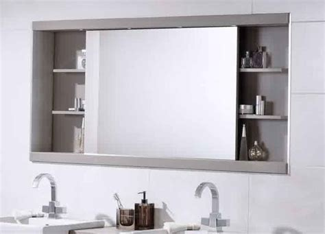 discount bathroom mirrors cheap bathroom mirror with shelf doherty house