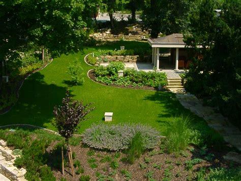 giardino villetta progetto giardino villetta idea creativa della casa e