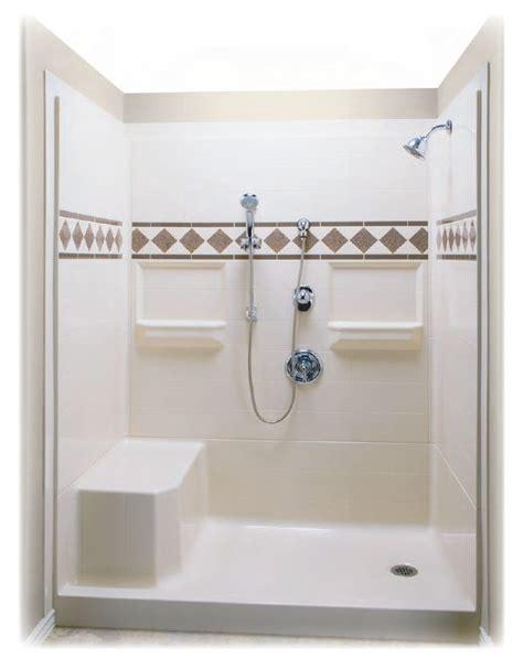 Bathroom Shower Stalls With Seat Shower Stalls With Seats Built In 60 X 32 Remodeler Shower 4ldss6032 Best Bath Showroom