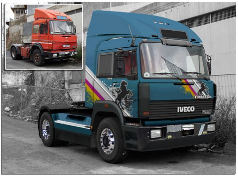 iveco fiat 190 48 modified by 4m0rph0us 831ngs on deviantart
