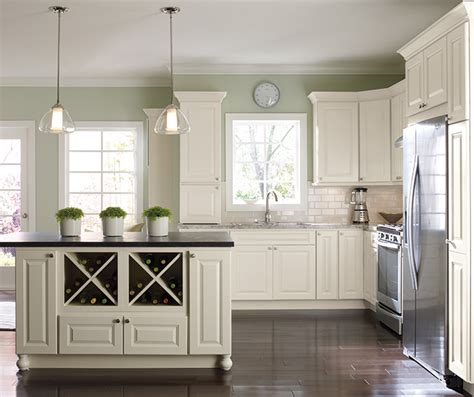 Off White Painted Kitchen Cabinets | off white painted kitchen cabinets homecrest