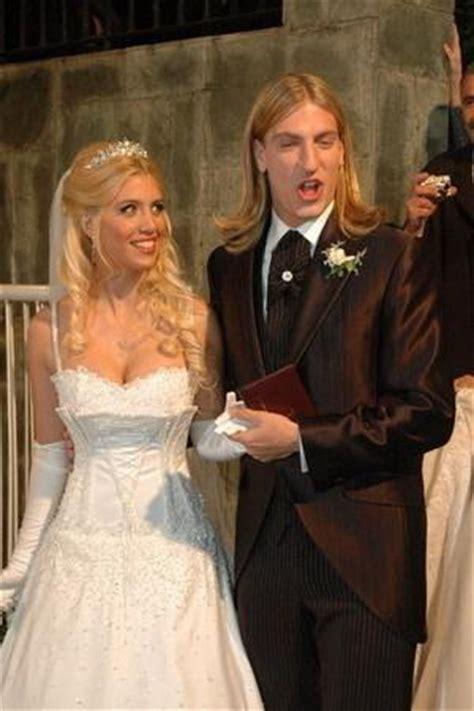 imagenes del vestido de novia de wanda nara wanda nara maxi l 243 pez paperblog